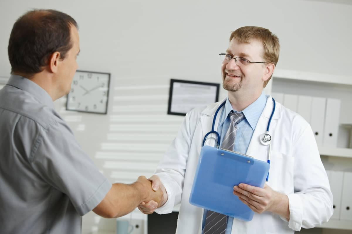 врач-онколог. Криодиструкция при раке простаты